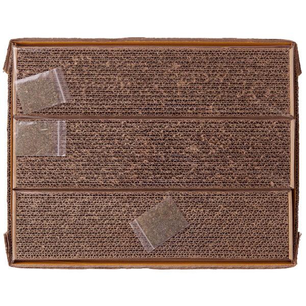 Scratching Box 3pcs (Free! Tray)