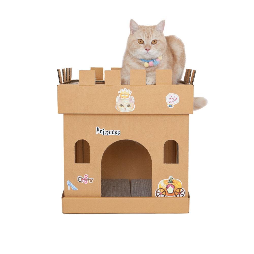 The Castle Cube 3 pcs Set (Free! Bridge)