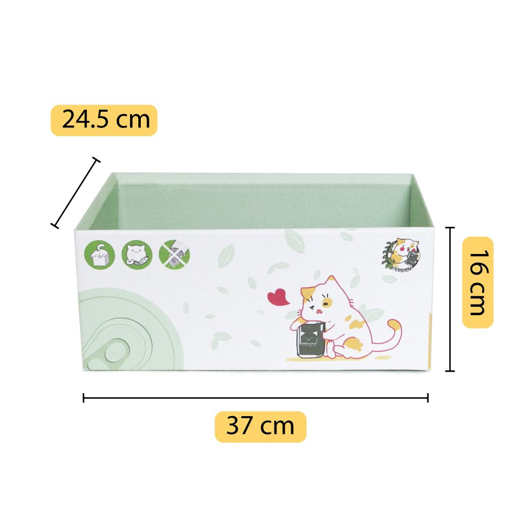 Cat box Catnip drink