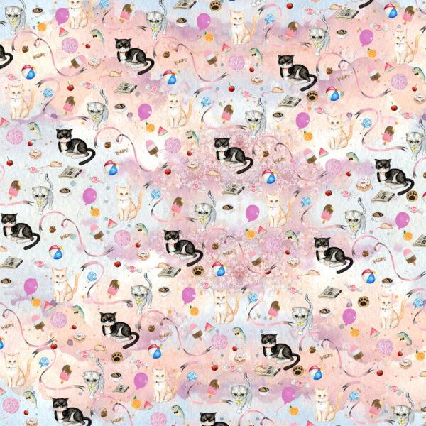 KAFBO Scarf in Pink