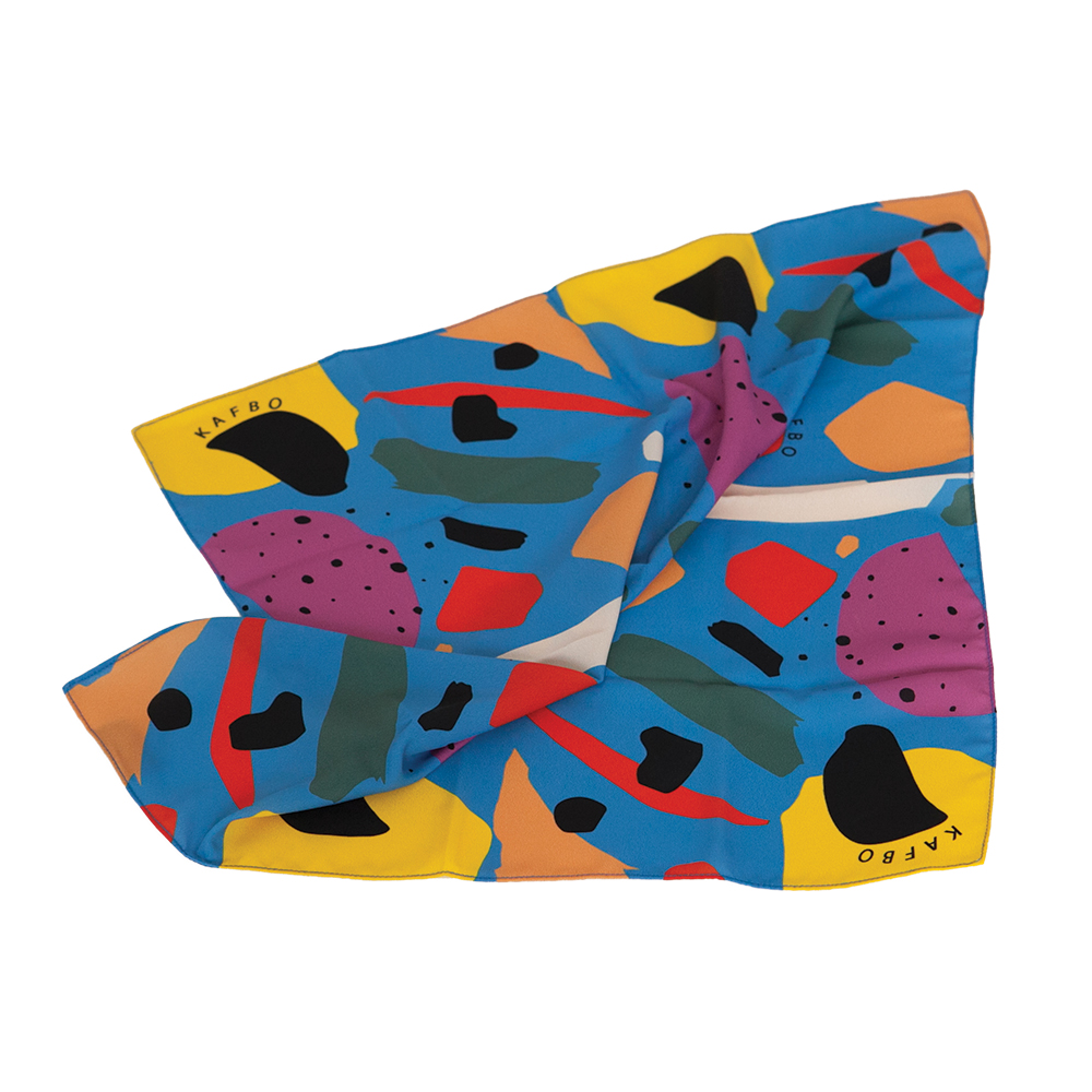 Summer Pet Scarf Coral