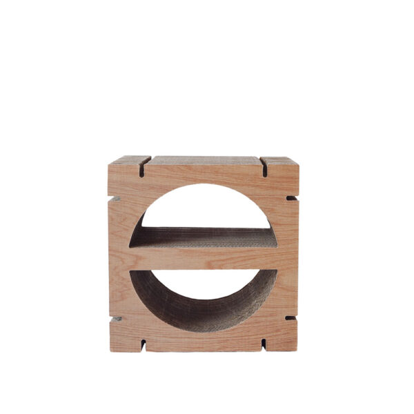 HOME Semi-Circle Shape S - Walnut